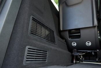 Mercedes V Class Covid-19 Safety Partition Ventilation System